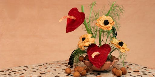 Edible Ikebana Workshop By Mess Hall