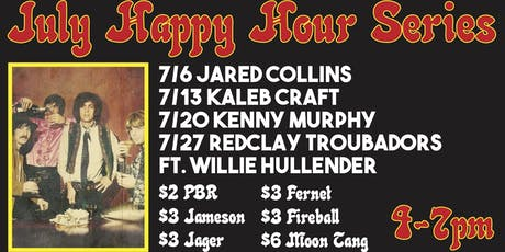July Happy Hour Series @ El Rocko tickets