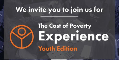 Cost of Poverty Experience: Youth Edition tickets