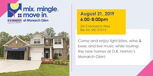 Mix. Mingle. Move-In. at Monarch Glen