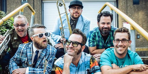 Join Bungalow at House of Blues for Reel Big Fish!