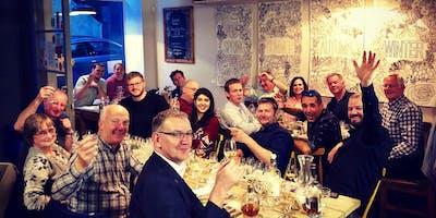 Edinburgh Larder Whisky Dinner with East Coast Whisky