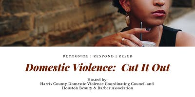 Domestic Violence:  Cut It Out