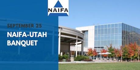 NAIFA Banquet at Grant Taggart Symposium tickets