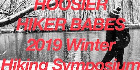 Hoosier Hiker Babes: Winter Hiking Symposium tickets