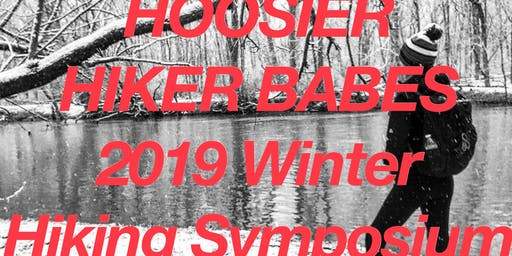 Hoosier Hiker Babes: Winter Hiking Symposium