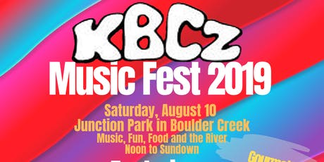 KBCZ Music Fest 2019 tickets