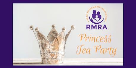 RMRA's Princess Tea Party tickets