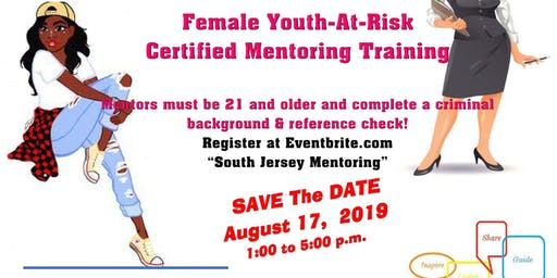 South Jersey Mentoring Certified Training