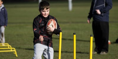 Rugby Camp with Dagenham Rugby Club - 27 to 30 August for 5 to 7 year olds