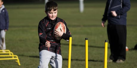 Rugby Camp with Dagenham Rugby Club - 27 to 30 August for 5 to 7 year olds tickets