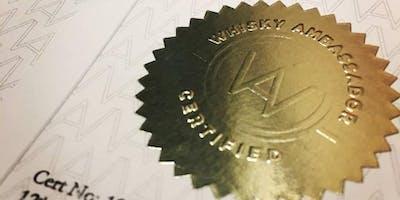 Whisky Ambassador Certification & Master Tasting (PHL)