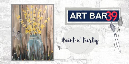 Paint & Sip | ART BAR 39 | Public Event | Country Pickings