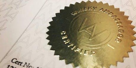 Whisky Ambassador Certification & Master Tasting (Pittsburgh) tickets