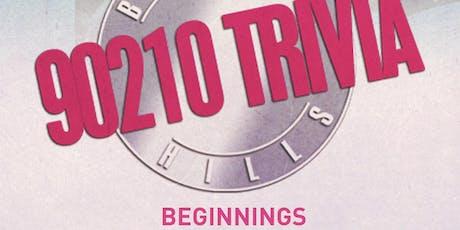 Beverly Hills 90210 Trivia tickets