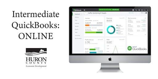 Intermediate QuickBooks (ONLINE version)