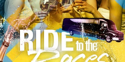 Ride to the Races with ENG and Cali Party Bus