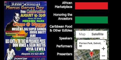 35th Marcus Garvey Community Celebration tickets