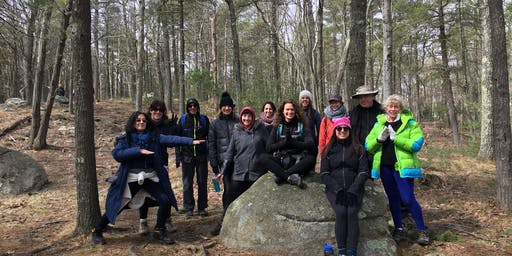 Embrace Fall with Trail Yoga in the Blue Hills Reservation
