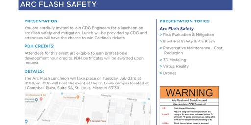 Arc Flash Lunch and Learn