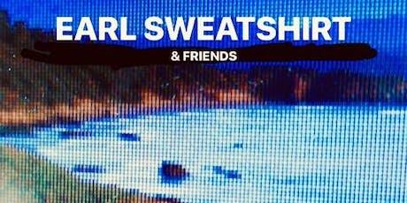 Earl Sweatshirt tickets