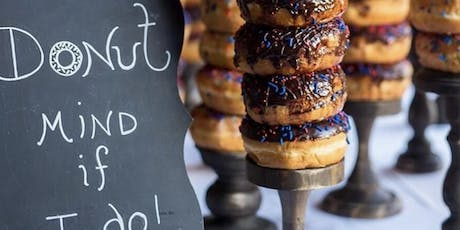 Paintbrushes & Doughnuts Party tickets