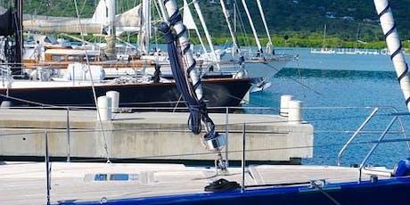 Antilles: Navigation et location d'un voilier  (19-68) billets