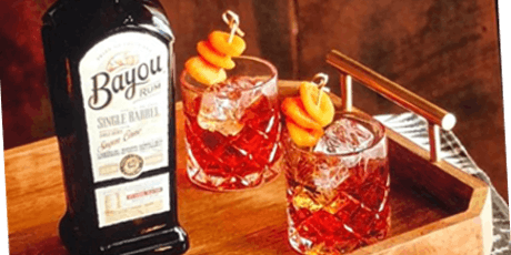 TOTC Bayou Rum Spirited Dinner @ The Coterie tickets