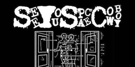 SeeYouSpaceCowboy- West Haven. CT  tickets