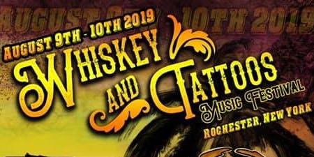 Whiskey & Tattoos Music Festival - DAY 1