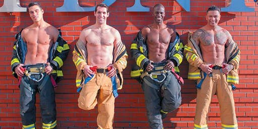 Rescue Me Party - Mingle With Single NYC Firefighters