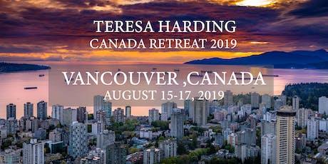 Teresa Harding Canada Retreat  tickets