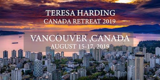 Teresa Harding Canada Retreat