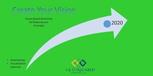 Countdown to 2020 Vision Board Workshop