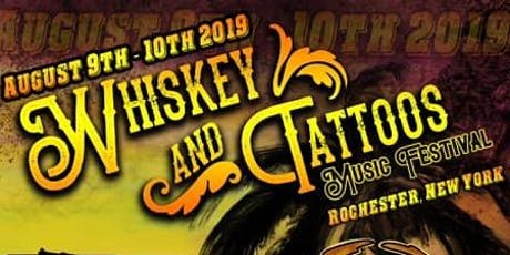 Whiskey & Tattoos Music Festival - DAY 2 tickets