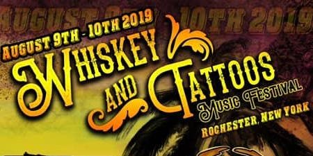 Whiskey & Tattoos Music Festival - DAY 2