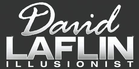 Back to School Bash with Illusionist, David Laflin tickets