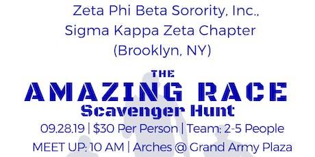 SKZ Amazing Race Scavenger Hunt 2019 tickets