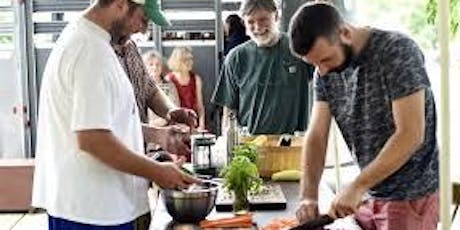 Outdoor Cooking Class tickets