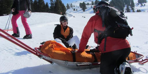 WILDERNESS FIRST AID & WINTER EXPEDITIE TRAINING