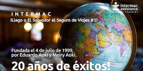 Lanzamiento Intermac Assistance El Salvador entradas