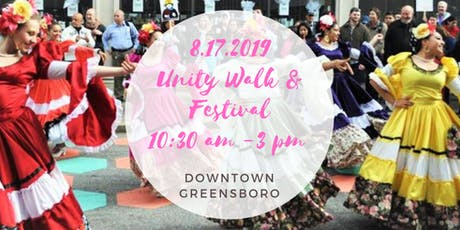 Unity Walk and Festival tickets