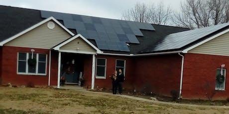 Solar Open House - Durbin Family - Belleville, IL tickets