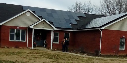 Solar Open House - Durbin Family - Belleville, IL