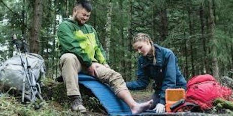 Wilderness First Aid w/ Adv. Bleeding Control Training tickets