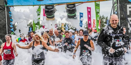 The 5K Foam Fest - Edmonton/Leduc, AB tickets