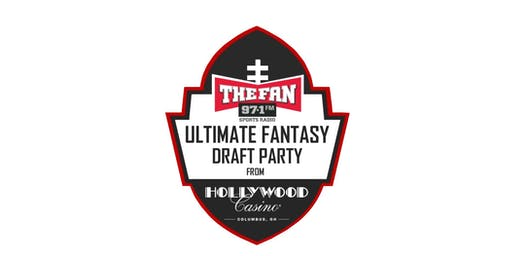 97.1 The Fan Ultimate Fantasy Draft Party