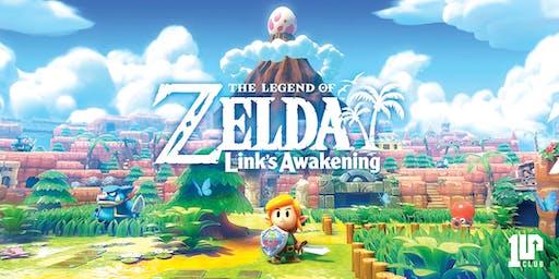"""The Legend of Zelda: Link's Awakening """"Game Launch Event"""""""