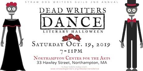 Dead Writers Dance - Literary Halloween tickets