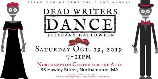 Dead Writers Dance - Literary Halloween